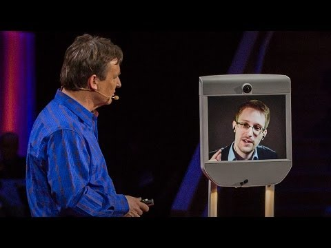Edward Snowden: Here's how we take back the Internet