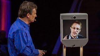 TED Talk: Edward Snowden on How We Can Take Back the Internet