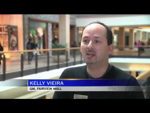 Virtuo360 Global Google Trusted Agency on CTV Fairview Mall Toronto