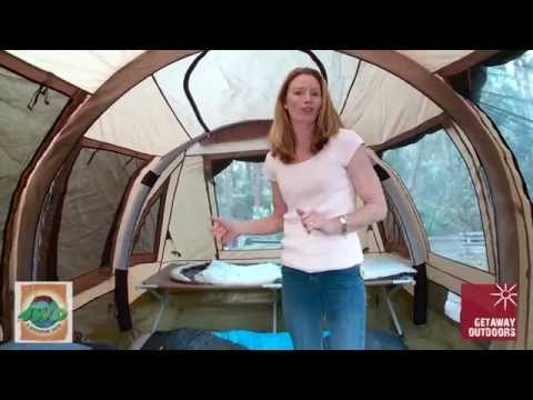 Get outdoors and go camping with Emma George and Getaway Outdoors!