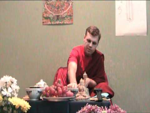Основы тибетской йоги и медитации. (ч. 4)