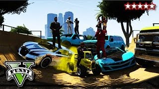 GTA 5 Making Money Awesome New Races & Mission Grand
