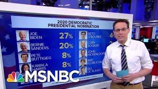 Sizing Up The 2020 Democratic Field Before Joe Biden Announces Thursday | MTP Daily | MSNBC