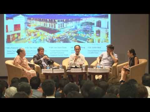 CLC Lecture Series: Tourism and Singapore's Development (full lecture and Q&A)