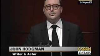 John Hodgman Roasts Obama