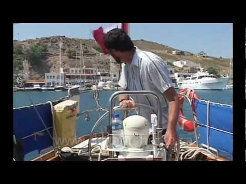 Mediterranean Mooring How-To - Patmos