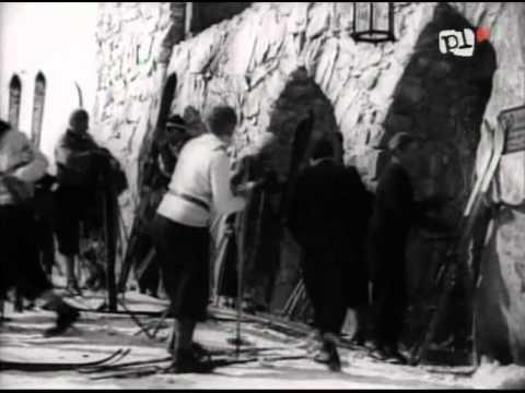 W starym kinie   Bialy slad 1932