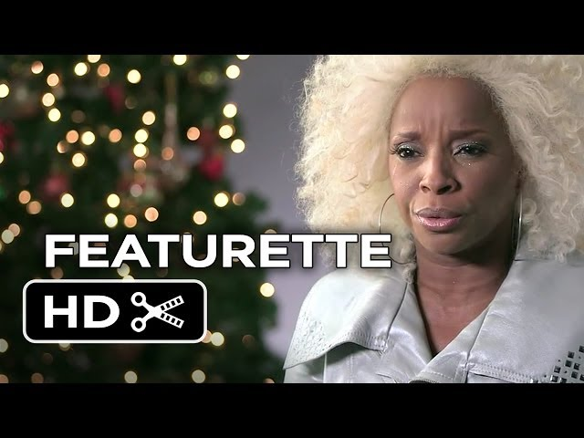Black Nativity Featurette - Behind The Music (2013) -  Mary J. Blige Movie HD