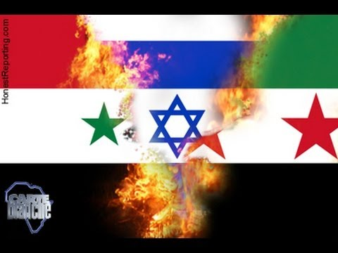 Syrian Propaganda on South African Television