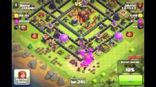 Clash Of Clans High Level Champions League Attack