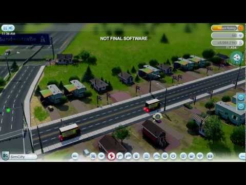 SimCity | Gameplay Strategy Video #1