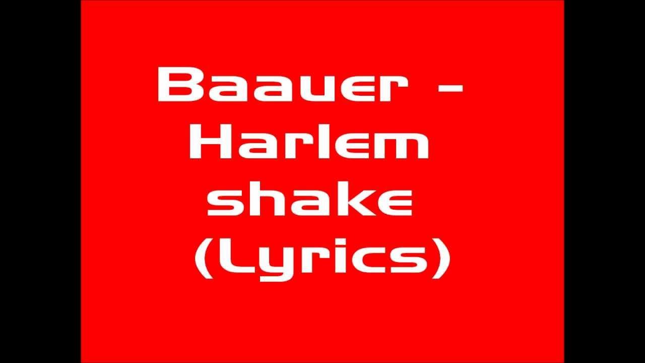 Harlem park shake harlem noodle shake - harlem shakes comes to