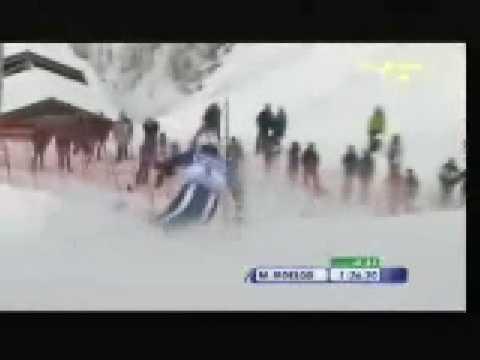 Ski - Manfred Moelgg vince lo Slalom di Garmisch 2009, Giorgio Rocca 2°