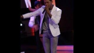 El Romeo Santos Ecuatoriano Lágrimas #yomellamoec Gala 38