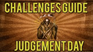 Black Ops 2: Judgement Day Challenges Guide