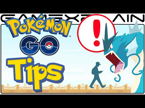 How to Play Pokémon Go - Tips & Tricks (Guide)