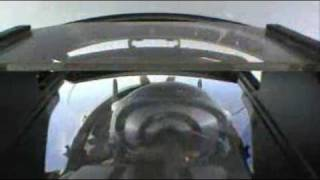 Very Low Flying French Mirage Jet Pilots