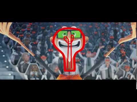 Cloudy With A Chance Of Meatballs 2 - Chester V Shot Build