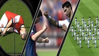 Extreme FIFA Celebrations