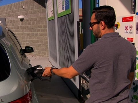 Car Tech 101: Another kind of electric car: Hydrogen fuel cell