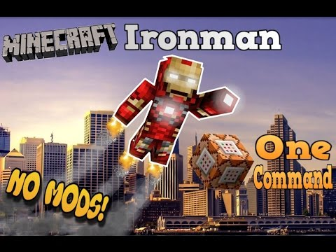 🌌 [MINECRAFT] Ironman Only Two Command Blocks ((No Mods!)) 1.11+