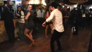 Ersin Altaş - Melisa Sahra Katılmış Social Salsa 2014 | Çanakkale Art Akademi Latin Night