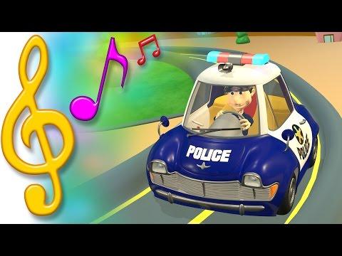 TuTiTu - Cântecul mașinii de poliţie