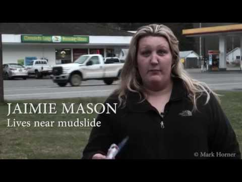 Oso Mudslide: Jaimie Mason Interview / March 27, 2014