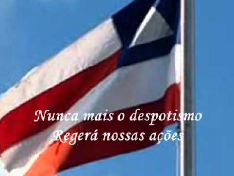 Hino do Estado da Bahia