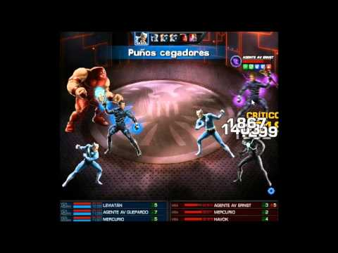PVP Temp 14: La fucking Mano de Apocalipsis, AV Guepardo vs AV Erns