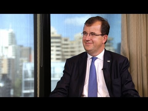 World Bank's Bertrand Badré discusses key G20 issues
