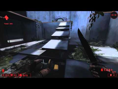 Killing Floor On Hd 7850 1gb + Fx 4300 Be (maxed 1920x1080)