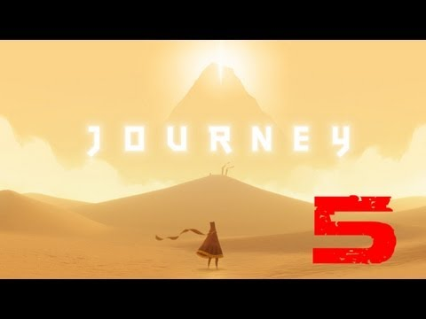 Journey PS3 Walkthrough Part 5