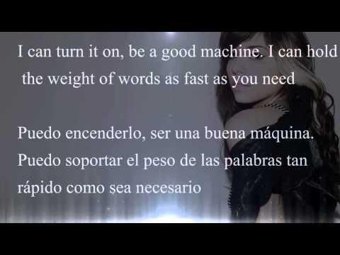 Christina Perri - Human Lyrics/letra English/Español sub