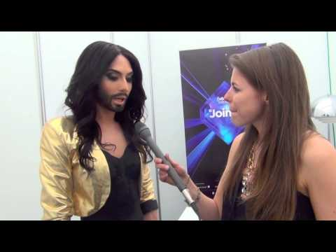 ESC United- Austria, Conchita Wurst interview