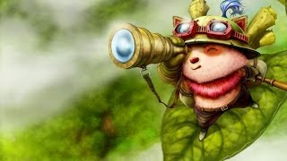 League of Legends - Platinum Teemo 2