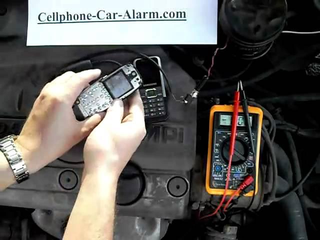 Робин гСигнализация для автомобиля своими руками