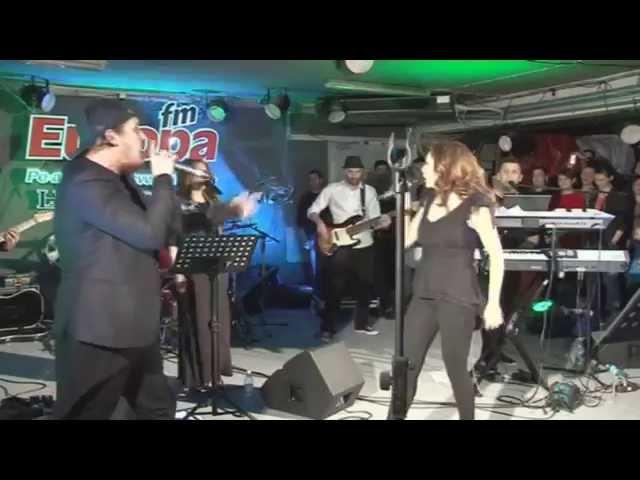 Andra & What's Up - K la Meteo | LIVE in Garajul Europa FM