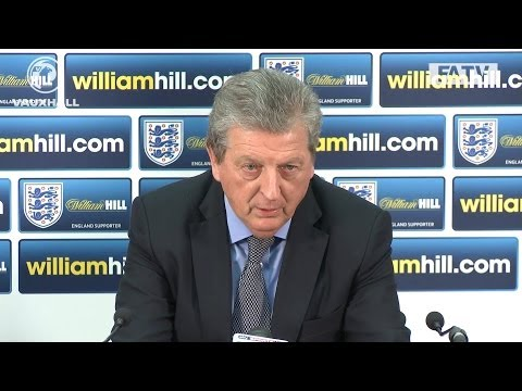 Raheem Sterling and Luke Shaw in England squad: Roy Hodgson on squad vs Denmark