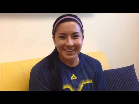 Michigan Softball's California Girls Come Home