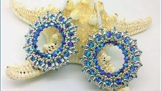 Luccicanti Gioielli Con Cristalli E Perline E Perle