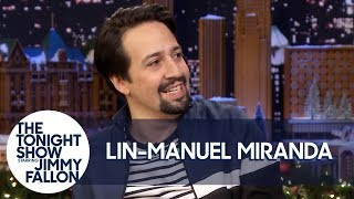 Lin-Manuel Miranda and Jimmy Reveal the Text Convo that Led to