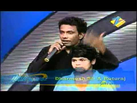 Dance Ke Superstars May 13 '11 - Dharmesh Sir & Ruturaj