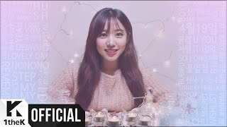 Apink - The Wave YouTube 影片