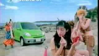 2000 Toyota Funcargo CM