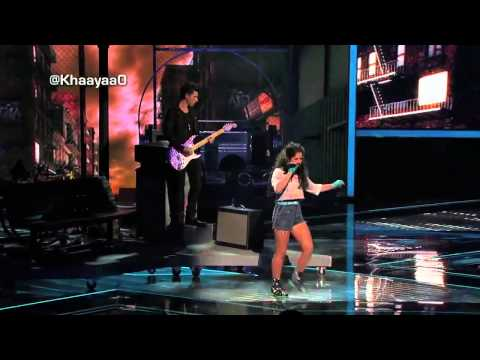 Khaya Cohen Borderline THE X FACTOR USA 2013