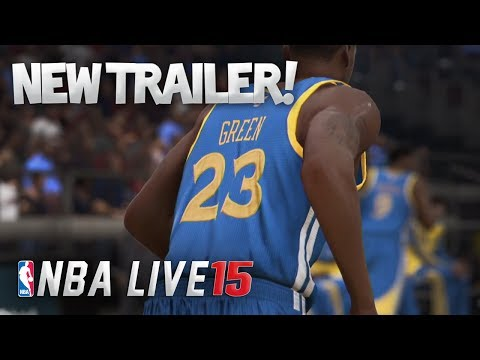 NEW NBA LIVE 15 TRAILER! MORE GRAPHICS AND SCREENSHOTS!