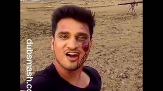 Actor Nikhil Dubsmash