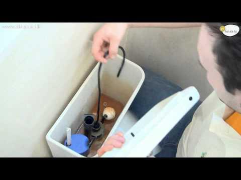 Come installare e mantenere una cassetta wc parte 1