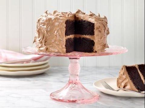 Coffee Infused Chocolate Cake | Ina Garten